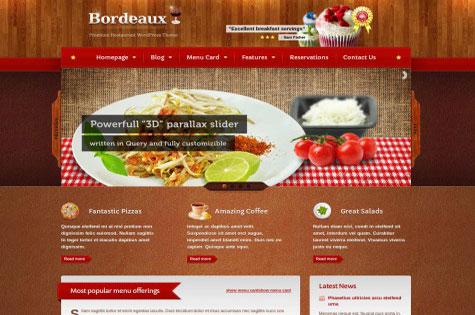Webdesgin aus Offenburg - Restaurant