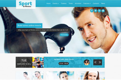 Screen & Webdesign aus Offenburg Sport