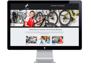 Referenz - Racextract Service Center Offenburg