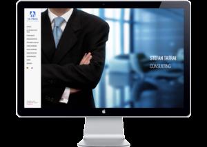 Referenz Webseite Stefan Tatrai Consulting