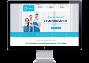 Kundenreferenz Gebäudereinigung Offenburg - clean24