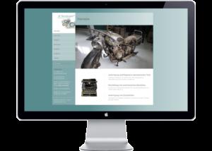 Kundenreferenz Webseite H-Werkstatt