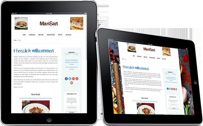 Foodblog Marisan | Kundenreferenz