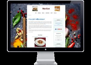 Kundenreferenz - Marisan | Foodblog