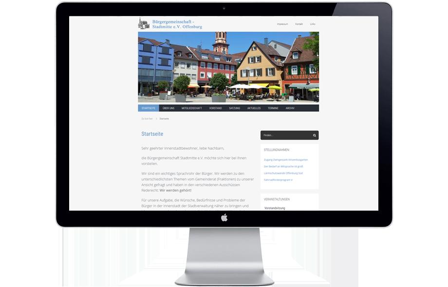 Bürgergemeinschaft Offenburg